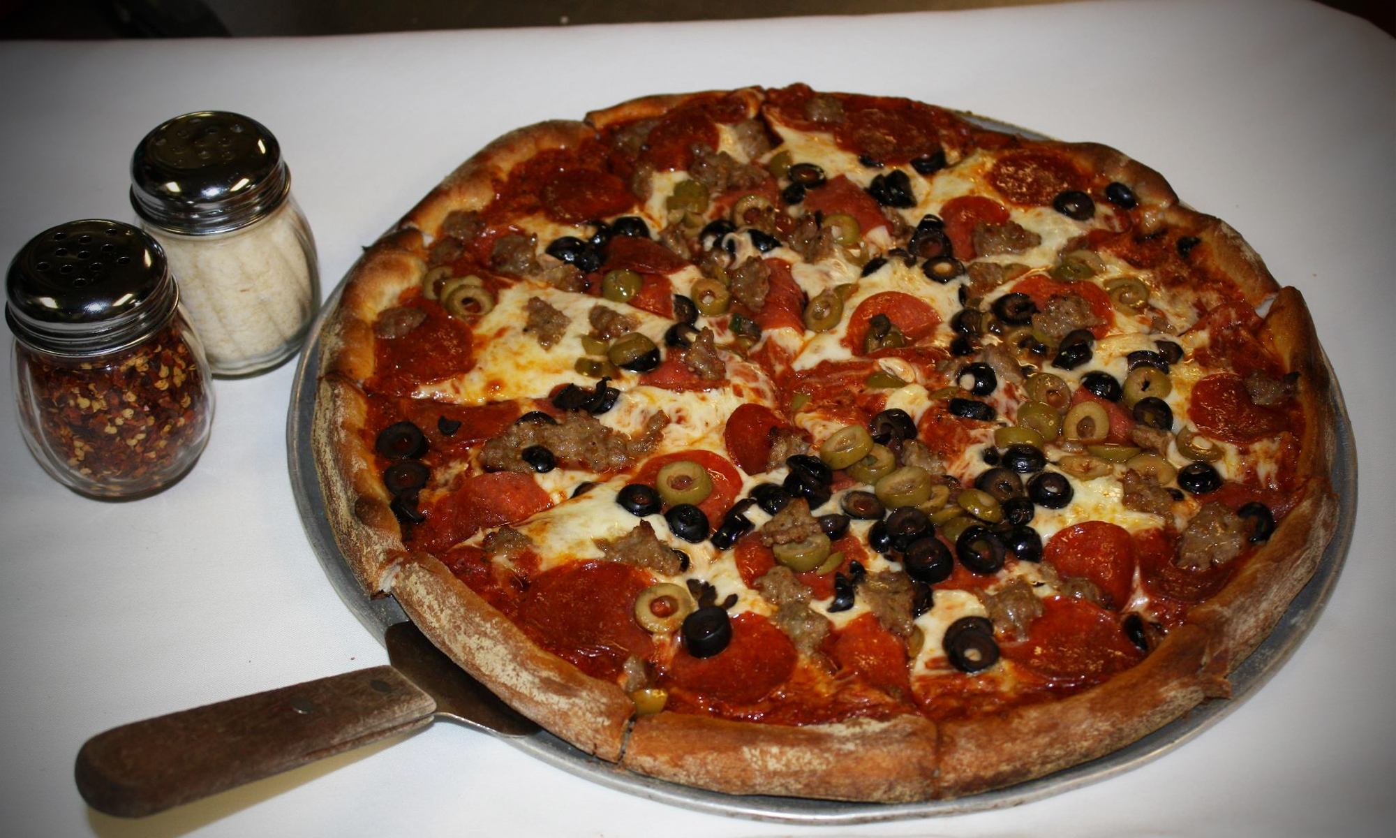 The Village Pizzeria - Dresser Tel:715-755-2900